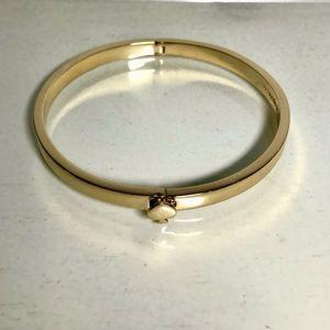 NEW Kate Spade gold bangle